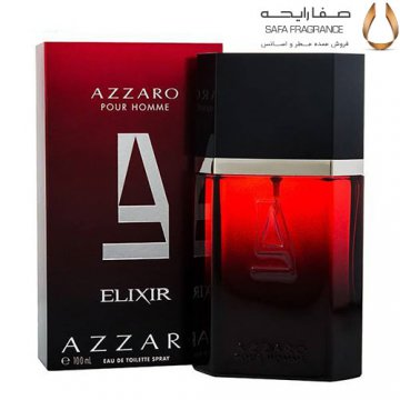 فروش عمده عطر آزارو پور هوم الکسیر مردانه