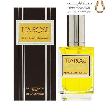 اسانس ادکلن تی رز Tea Rose زنانه | اسانس عطر پرفیومرز ورکشاپ