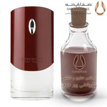 فروش عمده عطر ژیوانشی پور هوم مردانه | اسانس ژیوانشی پور هوم