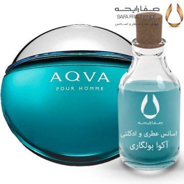 فروش عمده عطر آكوا بولگاری Aqva مردانه | اسانس آکوا پور هوم بولگاری