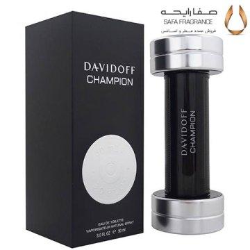 فروش عمده عطر چمپيون داویدوف مردانه