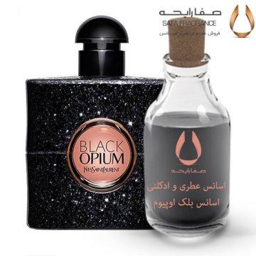 اسانس ادکلن عطر بلک اوپيوم Black Opium زنانه | اسانس عطر بلک Opium