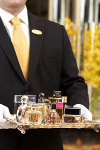 عطر و رایحه هتل شما می تواند ماندگار و متفاوت باشد